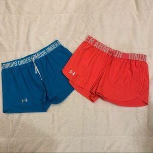 Underarmour Shorts Bundle